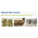 BIP colza : des co-produits agricoles valorisés dans le bâtiment