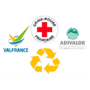 Les collectes du cœur : un partenariat ValFrance - A.D.I.VALOR