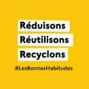 Réduire, réutiliser et recycler les déchets : la campagne est lancée !