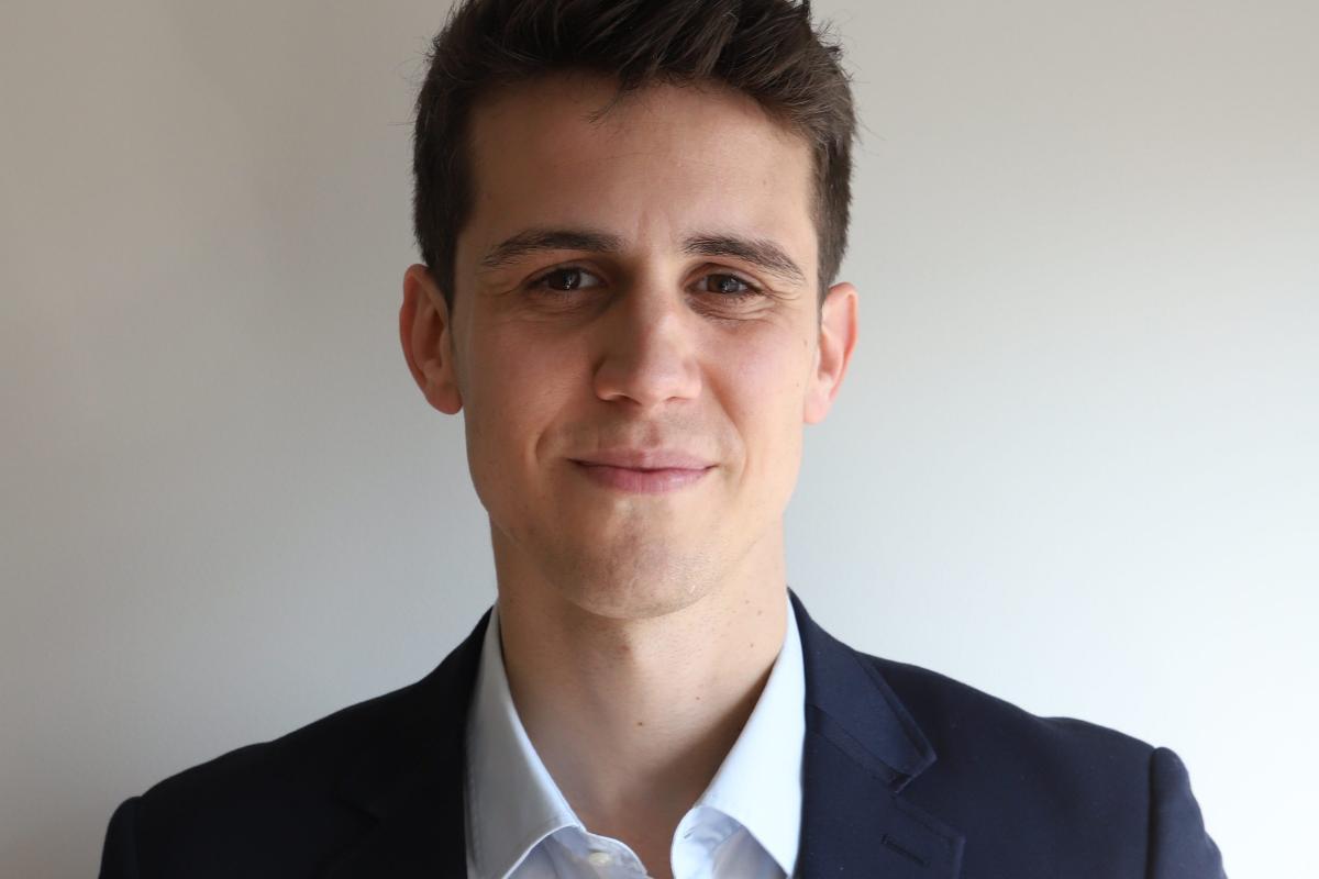 Pierre Etienne Genthon rejoint l'équipe d'A.D.I.VALOR en tant que Chargé des Relations Extérieures