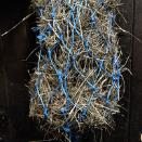 Comment réutiliser les ficelles de filets à foin ?