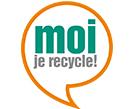 Dans le Nord Pas de Calais on est fier de recycler et on le dit !